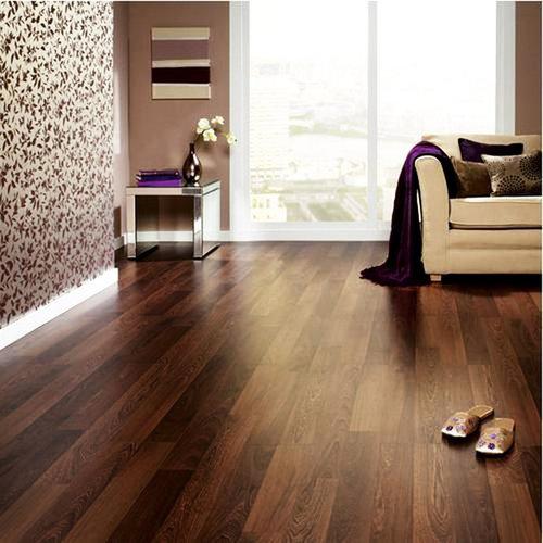 Ideas para salones | Fotos de salones con suelo laminado y paredes ...