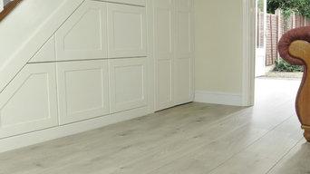 Laminate flooring Balterio