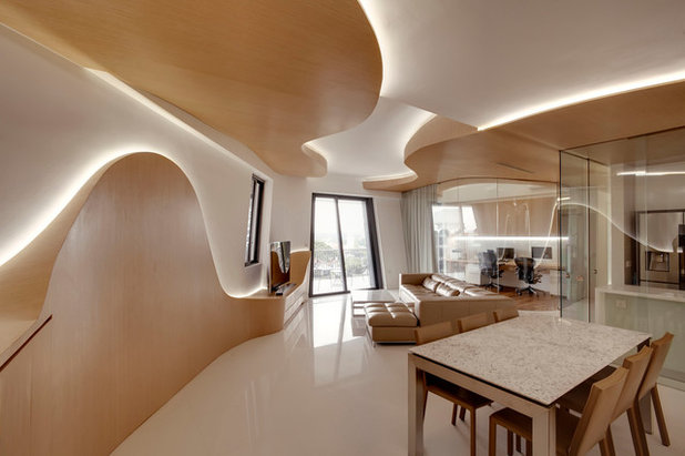 Contemporain Salon by Lim Ai Tiong (LATO) Design