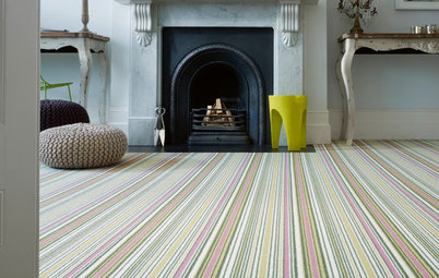 10 Wonderful Ways to Bring Carpet into Your Home