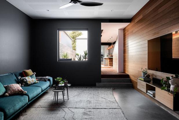 Modern Living Room by Arklen