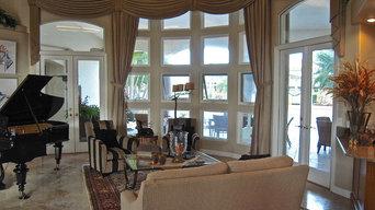 Lansing Island Waterfront home