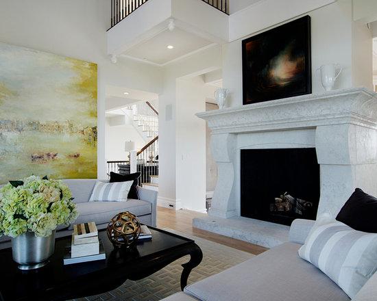 Fireplace Artwork Houzz