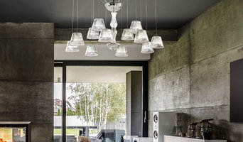 Large Contemporary Chandelier for Modern Loft
