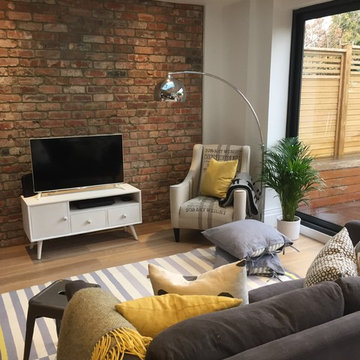 Large Rear Extension in a London Semi