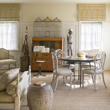 Traditional Living Room by Institute of Classical Architecture & Art - Texas
