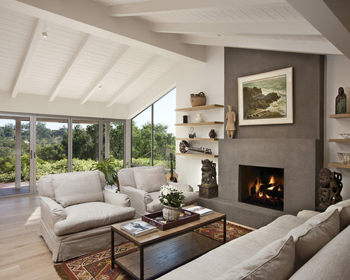 Plaster Fireplace Home Design Ideas Pictures Remodel And Decor