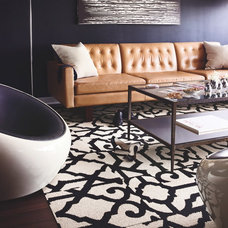 Modern Living Room by FLOR