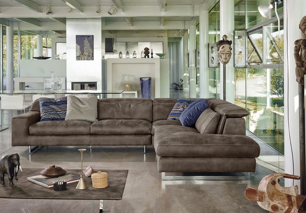 Contemporary Living Room by SCH Interiors by Design LTD