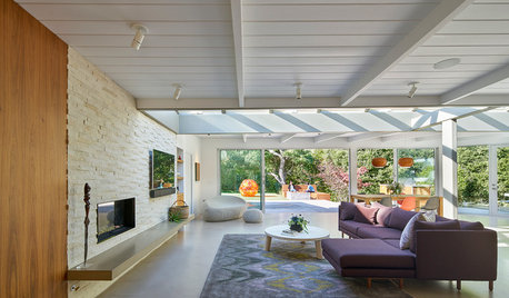 Awe Inspiring Modern Homes On Houzz Tips From The Experts Largest Home Design Picture Inspirations Pitcheantrous