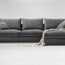 Contemporary Sectional Sofas by Camerich Los Angeles