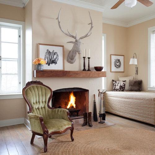 Houzz Farmhouse Living Room: Best 30 Farmhouse Living Room Ideas & Decoration Pictures