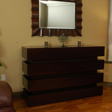 Modern Living Room by TV Lift Cabinet by Cabinet Tronix