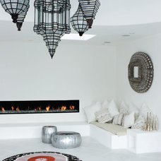 Eclectic Living Room by Aly Daly Design