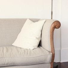 Eclectic Living Room by Megan Buchanan