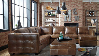 Leather Ave. Remodeled Showroom
