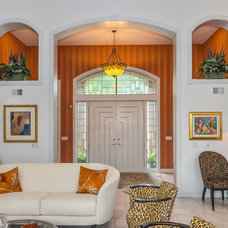 Eclectic Living Room by Acquired Taste:  Interior Design and Home Staging