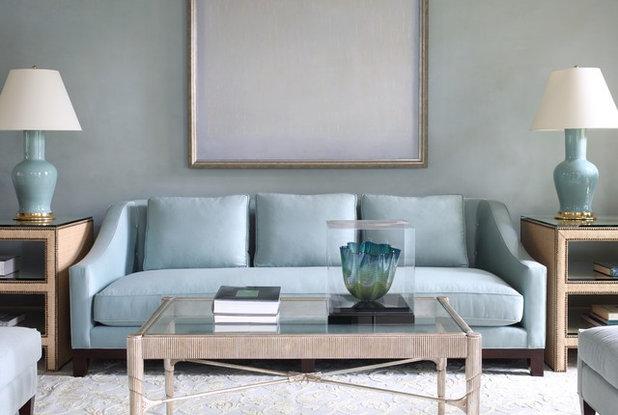 Classique Salon by Tobi Fairley Interior Design