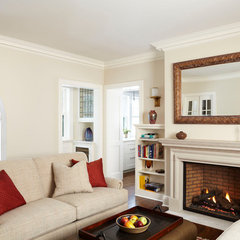 traditional living room by Welch Forsman Associates