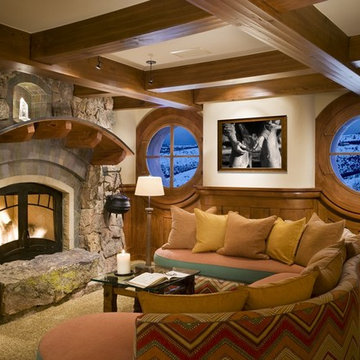 Legacy Heavy Timber Frame Custom Home w/ Observatory, Diamond Star, Colorado