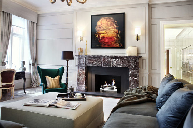 Living Room by Alex Maguire Photography