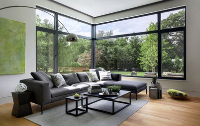 Energy Efficiency and a Nod to Midcentury Modernism