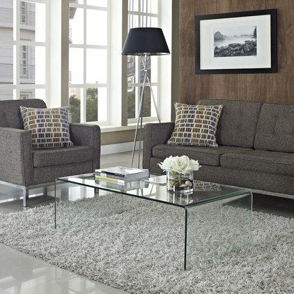 Modern Living Room by LexMod