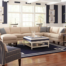Beach Style Living Room by Manteo Furniture & Appliance