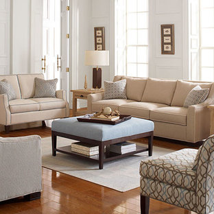 75 Most Popular Beach Style Living Room Design Ideas For