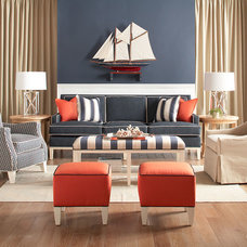 Contemporary Living Room by Libby Langdon Interiors, Inc.