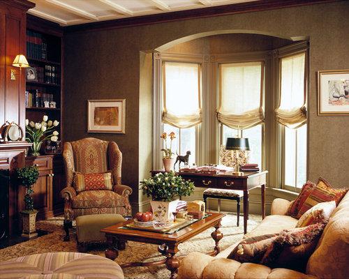 Bay Window Treatment Ideas Home Design Ideas Pictures