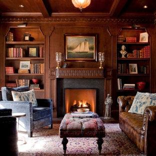 Klassisches Wohnzimmer in Los Angeles