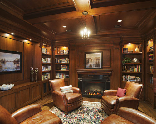 Cigar Room | Houzz