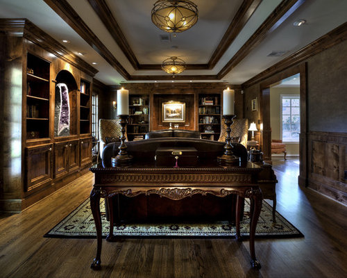 Library Ceiling Light Ideas, Pictures, Remodel and Decor