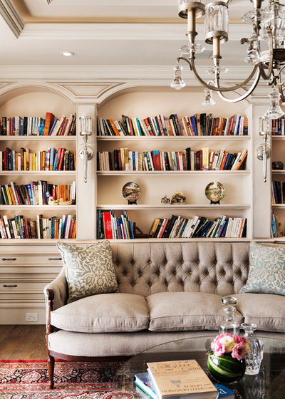 Classique Salon by Jodie Cooper Design