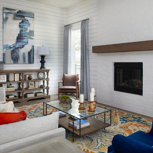 75 Beautiful White Living Room Pictures & Ideas | Houzz