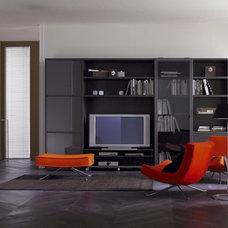 Modern Living Room by Ligne Roset