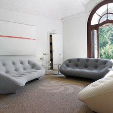 Contemporary Living Room by Ligne Roset