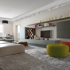 contemporary living room by Ligne Roset