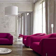 modern living room by Ligne Roset
