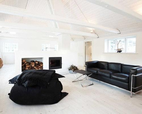 Billeder og indretningsidéer til skandinavisk stue