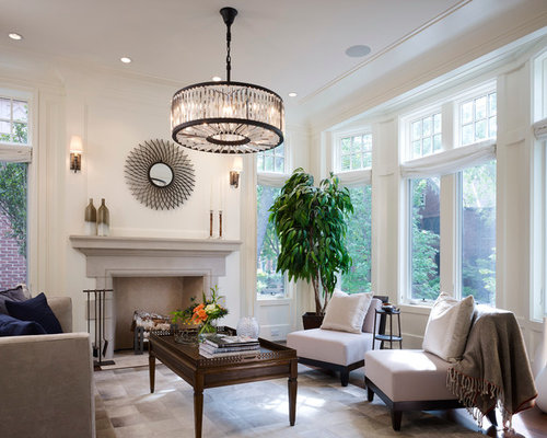 Attractive Chandeliers In Living Rooms Houzz Save Photo. Chandelier For Living Room.  Modern Home Design