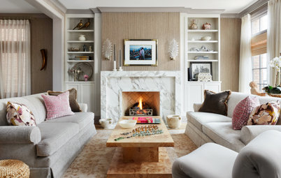 20 Feel-Good Fireplaces to Warm Your Spirits