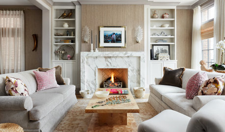 20 Feel-Good Fireplaces to Warm Your Spirit