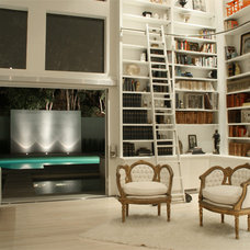 Modern Living Room by Sylvia Elizondo Interior Design