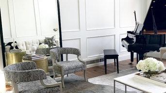 Lindon Contemporary Living Room