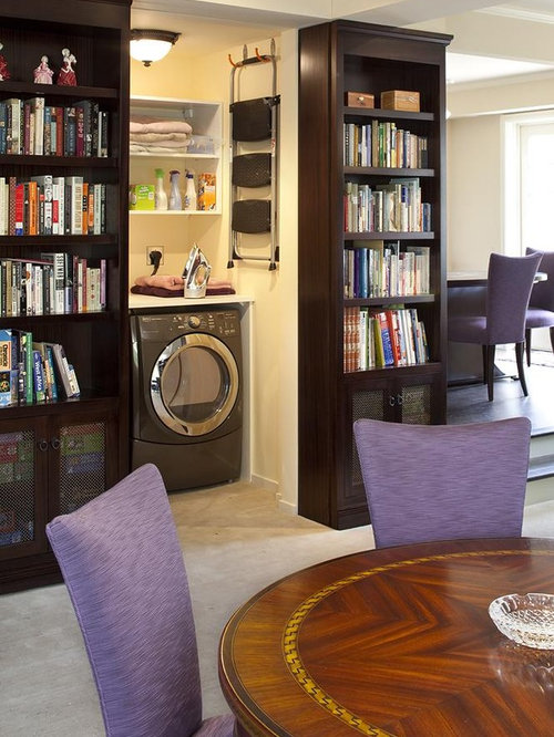 Dining Room Library Ideas: Dining Room Bookcase Home Design Ideas, Pictures, Remodel