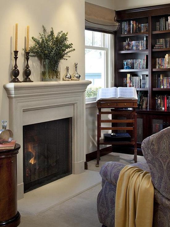Traditional Fireplace Houzz