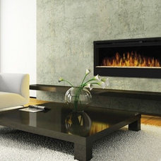 modern fireplaces by KJB FIREPLACES