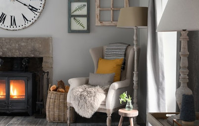 21 Gorgeously Cosy and Welcoming Country-style Living Rooms